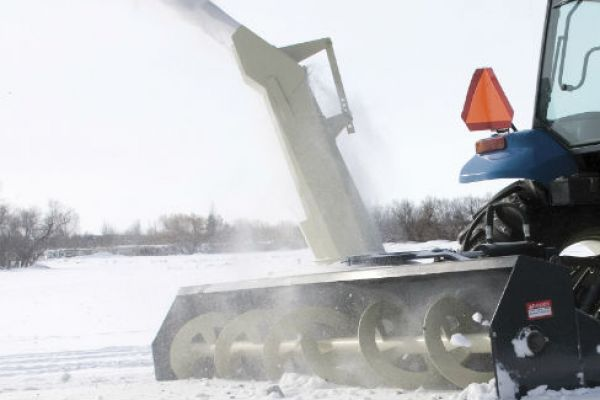 Farm King | Snowblower | Model 840G for sale at Red Power Team, Iowa