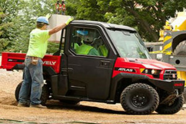 Gravely | Vehicle | Atlas JSV 3000 for sale at Red Power Team, Iowa
