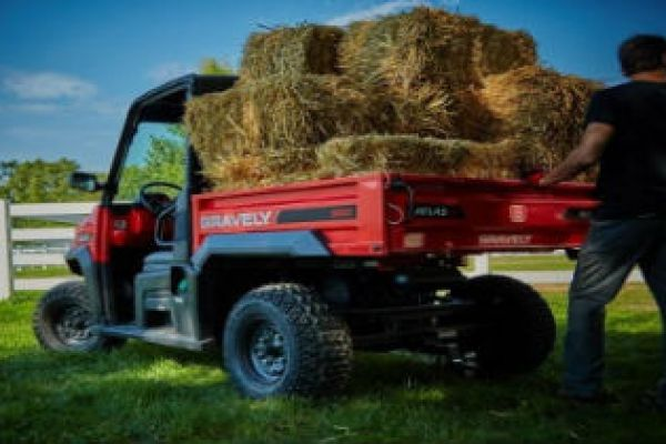 Gravely | Vehicle | Atlas JSV 6000 for sale at Red Power Team, Iowa