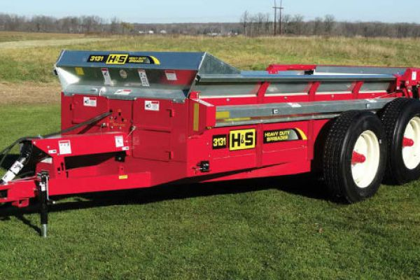 H&S | Heavy Duty Manure Spreaders | Model Model 3131 for sale at Red Power Team, Iowa