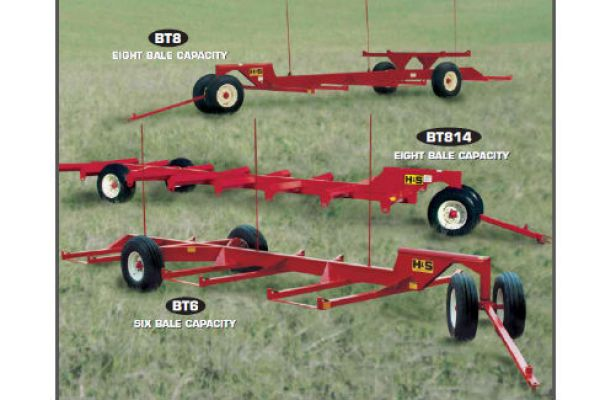 H&S | Bale Transport | Model BT6 & BT8 for sale at Red Power Team, Iowa