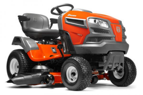 Husqvarna | Riding Lawn Mowers | Model Husqvarna Fast Tractor™ YTA24V48 - 960 43 02-14 for sale at Red Power Team, Iowa