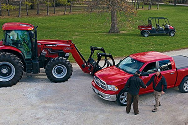 Case IH | Puma Series | Model Puma 160 (Prior Model) for sale at Red Power Team, Iowa