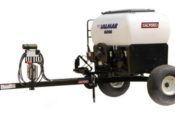 Salford Group VALMAR 56 Series Implement-Mount Granular Applicators for sale at Red Power Team, Iowa