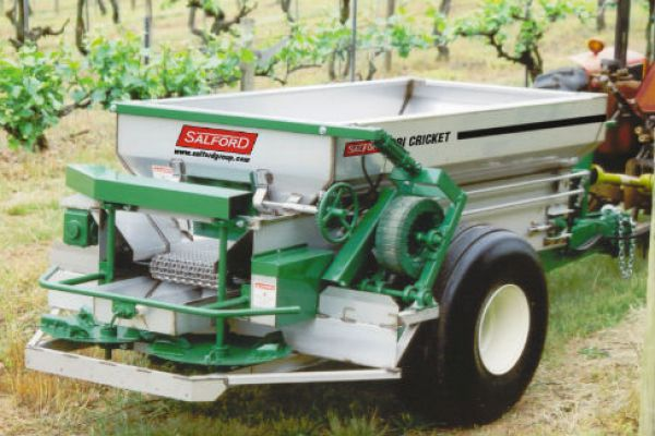 Salford Group | BBI Spreaders | Model BBI Cricket Vineyard / Orchard for sale at Red Power Team, Iowa