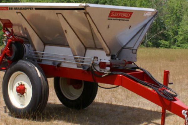 Salford Group | BBI Spreaders | Model BBI Grasshopper for sale at Red Power Team, Iowa