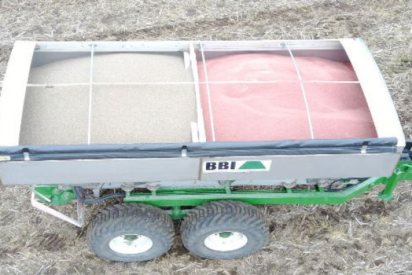 Salford Group | BBI Spreaders | Model BBI MagnaSpread2 for sale at Red Power Team, Iowa