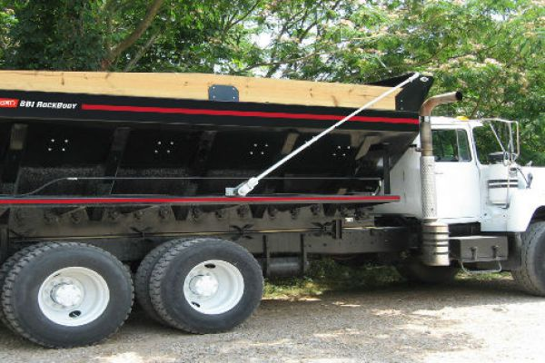 Salford Group BBI Rockbody Spreader for sale at Red Power Team, Iowa