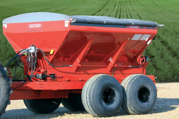 Salford Group | BBI Spreaders | Model BBI Trooper for sale at Red Power Team, Iowa