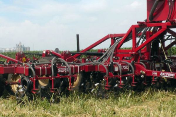 Salford Group | Attachments | Harrow Attachments for sale at Red Power Team, Iowa