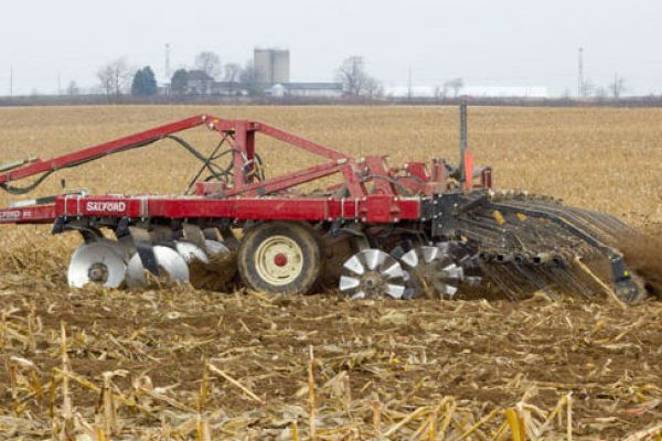 Salford Group | Vertical Tillage | Independent Series for sale at Red Power Team, Iowa