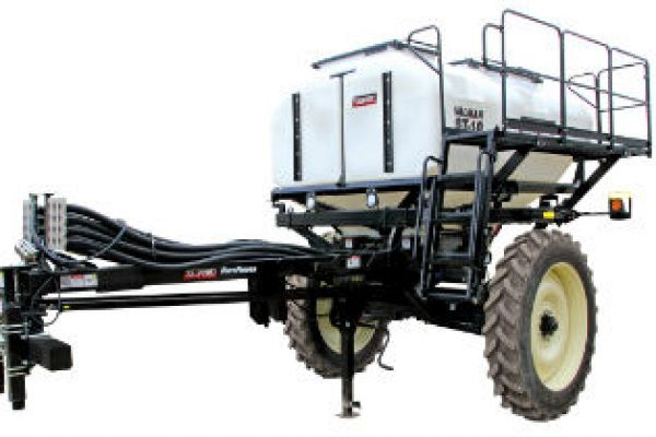 Salford Group | Application Equipment | Granular Applicators ST-Series for sale at Red Power Team, Iowa