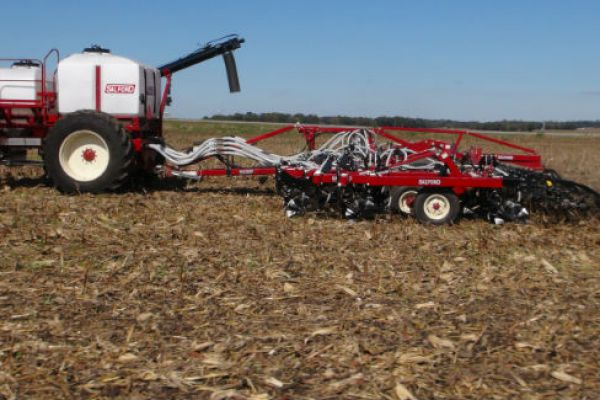 Salford Group | Attachments | Seeding and Fertilizer Attachments for sale at Red Power Team, Iowa