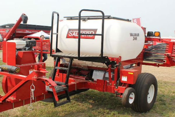 Salford Group Valmar 246 Pneumatic Air Boom for sale at Red Power Team, Iowa