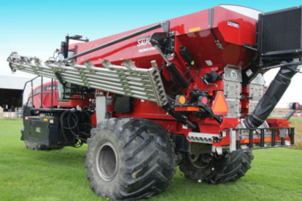 Salford Group Valmar 6700 Multi-Bin Chassis Mount Air Boom for sale at Red Power Team, Iowa