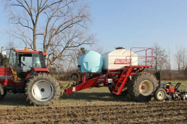 Salford Group | AC1000 SINGLE-TANK AIR CART | Model AC1140 - 140 for sale at Red Power Team, Iowa