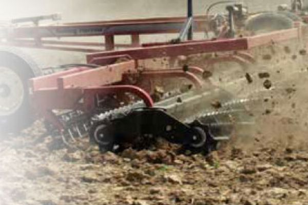 Unverferth | Leveling Attachments | Model Rolling Harrow Soil Conditioner for sale at Red Power Team, Iowa
