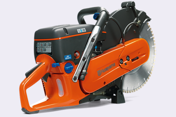 Husqvarna | Power Cutters | Model Husqvarna K 760 with OilGuard for sale at Red Power Team, Iowa