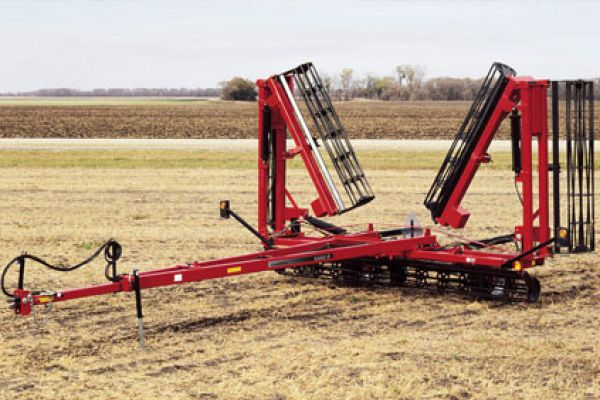 Case IH | Field Cultivators | Model Crumbler 160 Seedbed Conditioners for sale at Red Power Team, Iowa