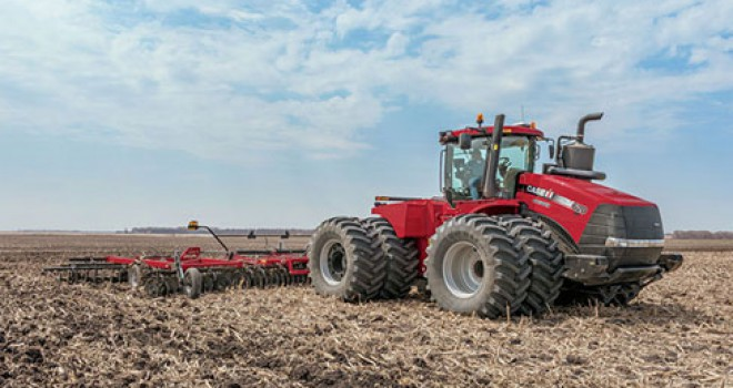 Case IH Steiger 620 » Red Power Team, Iowa