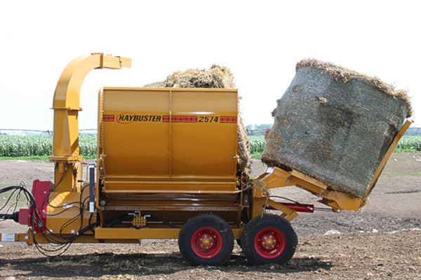 HayBuster | Bale Processors | Model 2574 Balebuster for sale at Red Power Team, Iowa